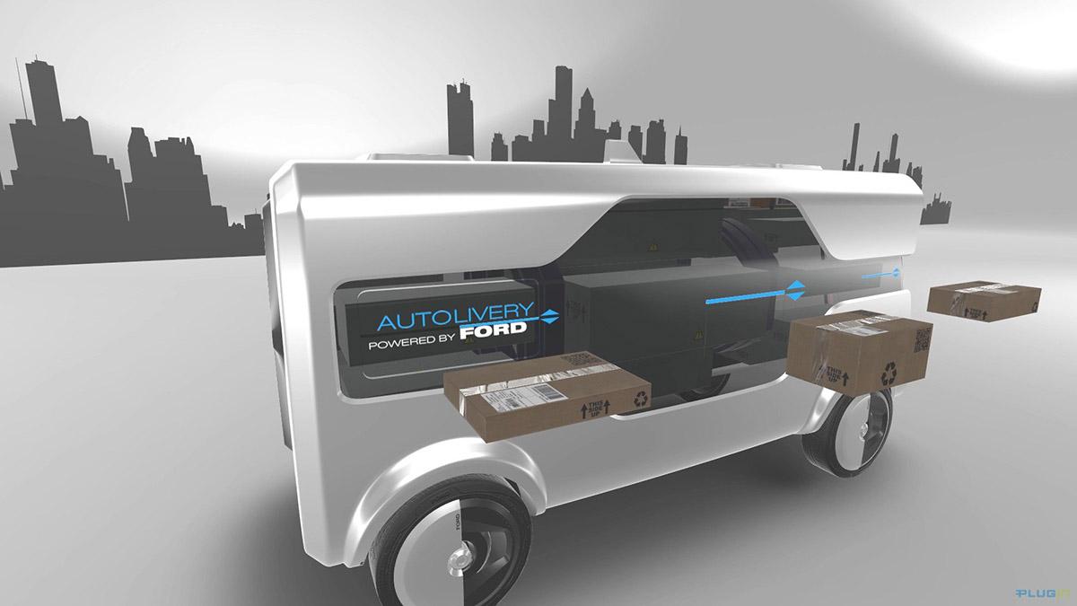 Робот-курьер — доставка за 30 минут, или как в России построить будущее - 6