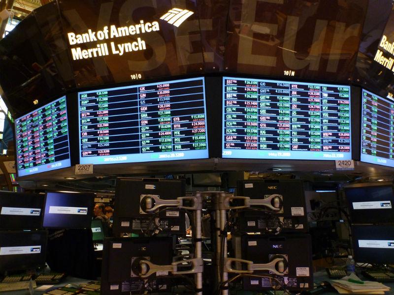 Рынок криптовалют сравнялся по объему торгов с Нью-Йоркской фондовой биржей - 1