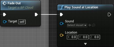 Туториал по Unreal Engine. Часть 7: звук - 25