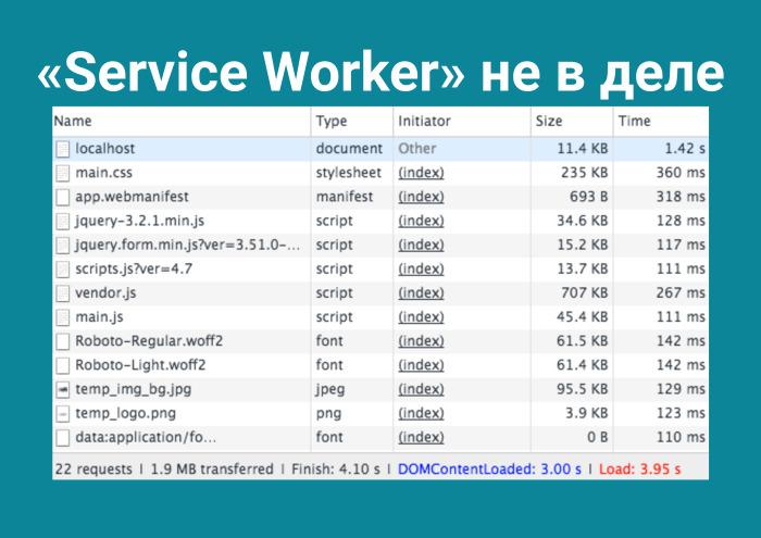 «Быстрорастворимый» фронтенд. Лекция в Яндексе - 32