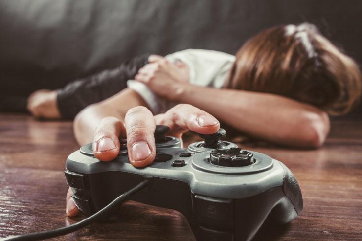 Зависимость от компьютерных игр собираются признать умственным расстройством