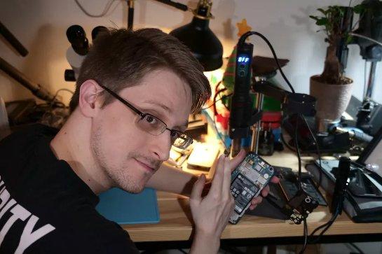 Эдвард Сноуден рассказал, как защитить ноутбук