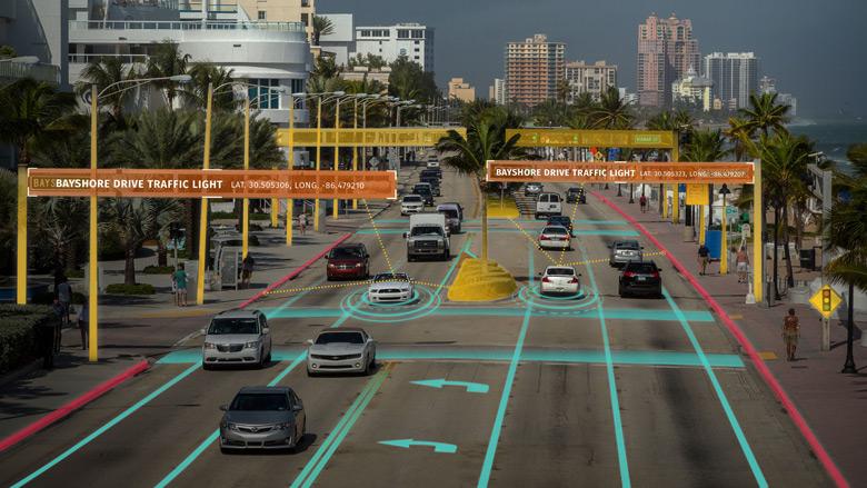 LG Electronics и Here Technologies стали партнерами