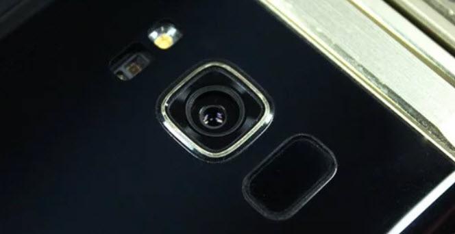 Samsung объяснила, как работает переменная диафрагма смартфона Samsung W2018