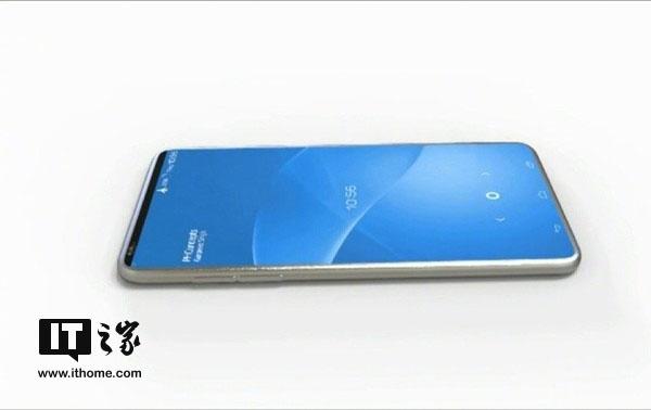 смартфон Sony Xperia A Edge с безрамочным дисплеем AMOLED 4K
