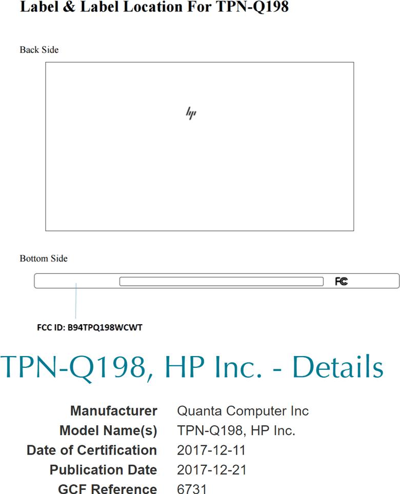 По предварительным сведениям, купить HP Envy x2 можно будет весной 2018 года