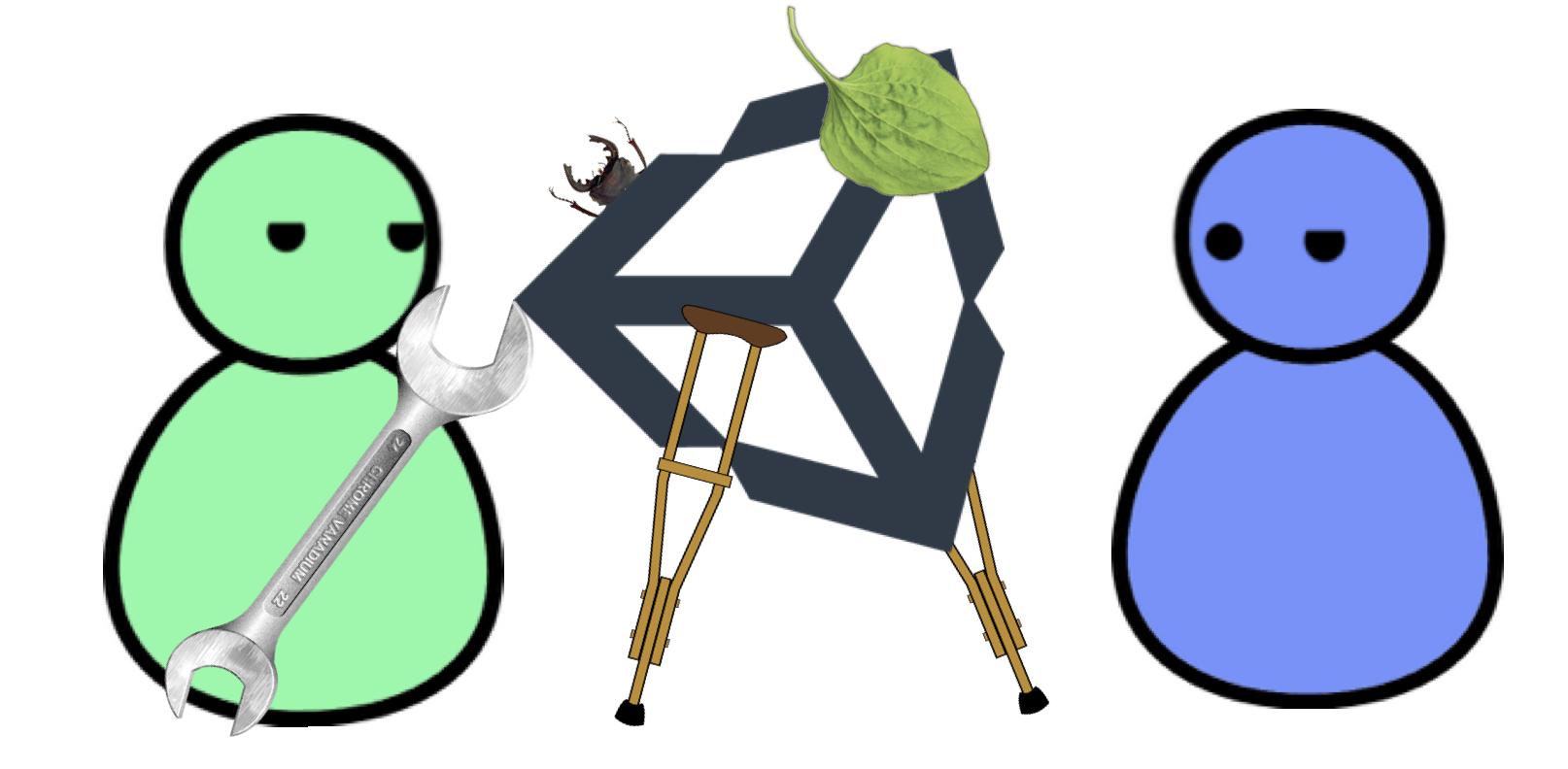 Ошибки новичка Unity, испытанные на собственной шкуре - 1