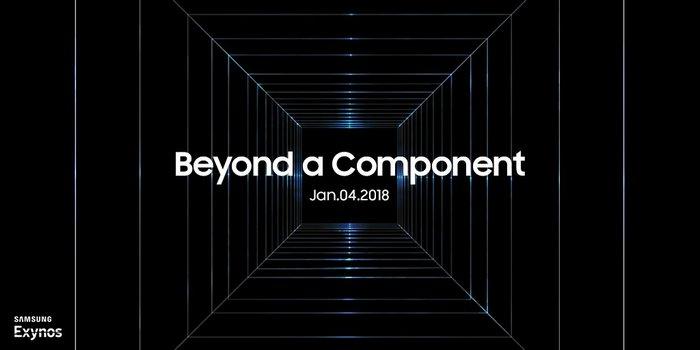 Флагманская SoC Samsung Exynos будет представлена 4 января 2018