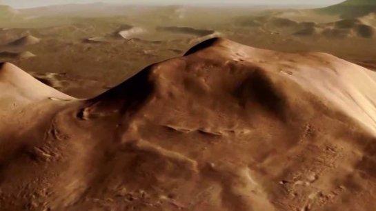 Эксперт заявил, что инопланетяне живут под поверхностью Марса
