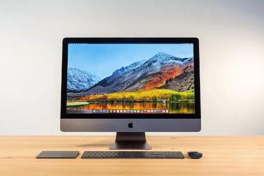 Apple предлагает iMac Pro для покупки в магазине
