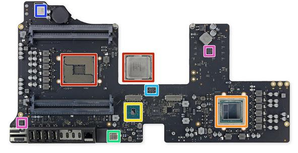 Моноблок Apple iMac Pro малопригоден для ремонта