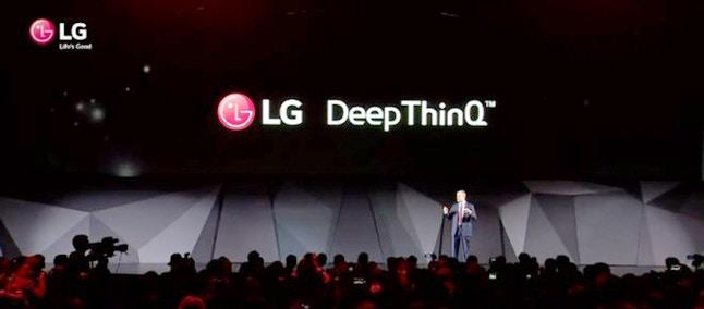 На CES 2018 компания LG Electronics покажет линейку телевизоров с системой искусственного интеллекта