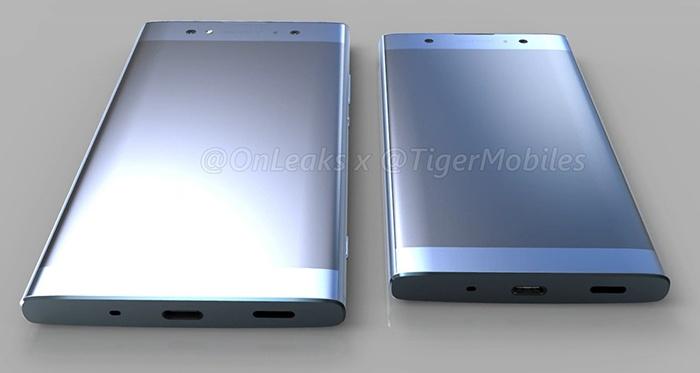 Sony Xperia XA2 и Xperia XA2 Ultra