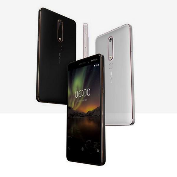 Смартфон Nokia 6 (2018) будет стоить от 190 евро
