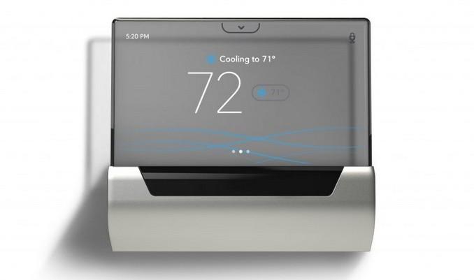 Термостат Glas поддерживает ИИ Cortana