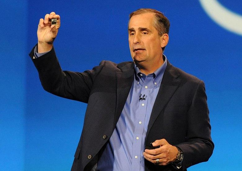 Брайан Кржанич мог продать акции Intel после того, как узнал об уязвимостях в CPU