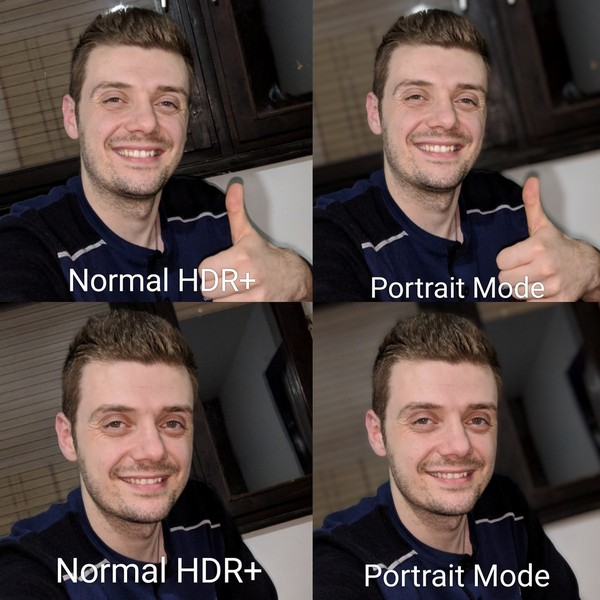 Портретный режим Pixel 2 появился на Xiaomi Mi 5 и 5s, OnePlus 3 и 3T, Moto G5s Plus и Samsung Galaxy Note8, S8 и S8+