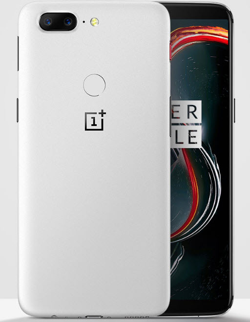 Смартфон OnePlus 5T Sandstone White оценен в $559