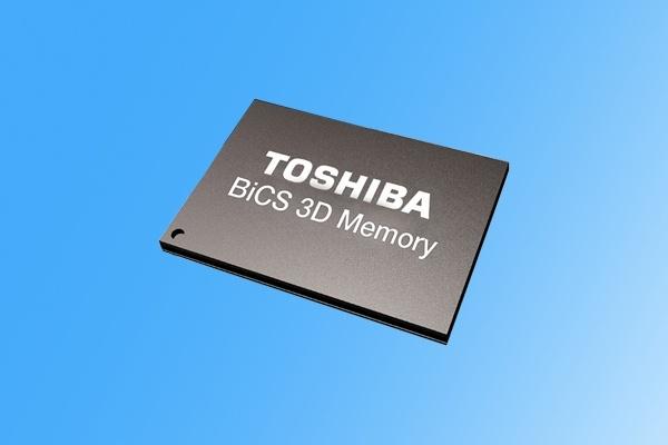 В твердотельных накопителях Toshiba RC100 используется флэш-память 3D-NAND