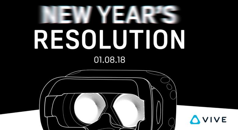 Обновлённая гарнитура HTC Vive получит дисплеи с повышенным разрешением
