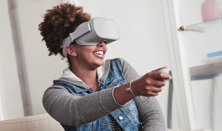 Гарнитура Oculus Go будет доступна в двух модификациях