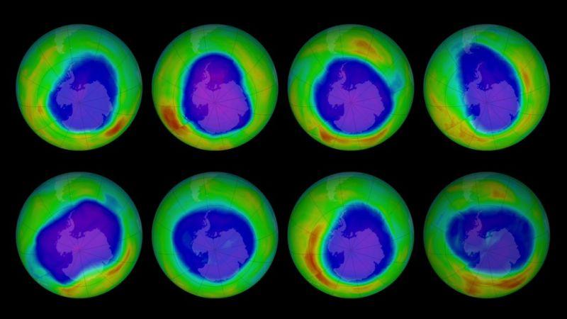 Результаты новых исследований: озоновый слой восстанавливается - 3