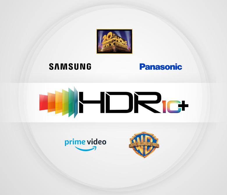 HDR10+ динамически меняет яркость, насыщенность и контраст изображения