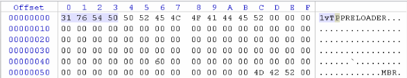 Мобильные устройства изнутри. Разметка памяти, структура файлов описания и разметки памяти - 5
