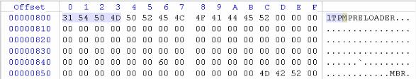 Мобильные устройства изнутри. Разметка памяти, структура файлов описания и разметки памяти - 6