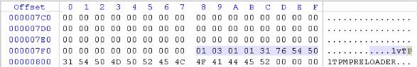 Мобильные устройства изнутри. Разметка памяти, структура файлов описания и разметки памяти - 7