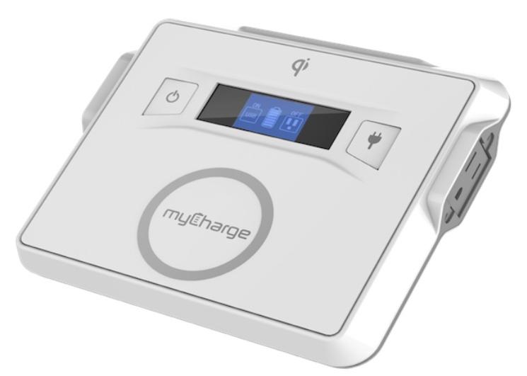 Зарядное устройство myCharge All Powerful характеризуется емкостью 20 000 мА•ч