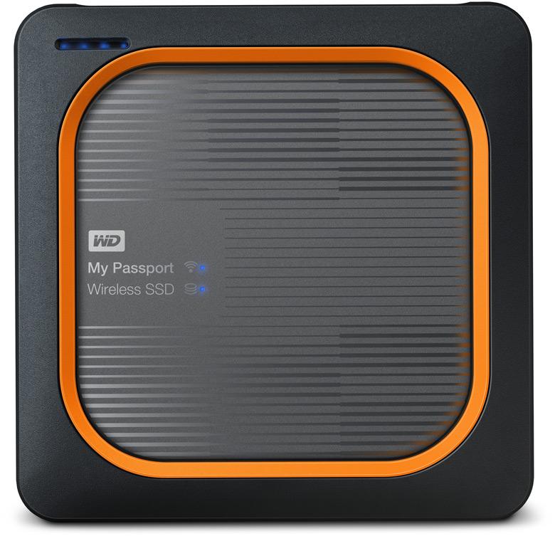 Помимо самой маленькой флэшки объемом 1 ТБ, компания Western Digital представила еще несколько столь же интересных новинок
