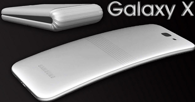 Samsung подтвердил, что ее первый смартфон со сгибающимся дисплеем выйдет только в 2019 году
