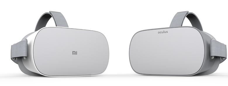 Гарнитура Xiaomi Mi VR Standalone является лицензионной копией Oculus Go