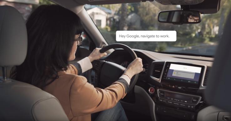 Google Assistant начинает своё движение в автомобильный сегмент