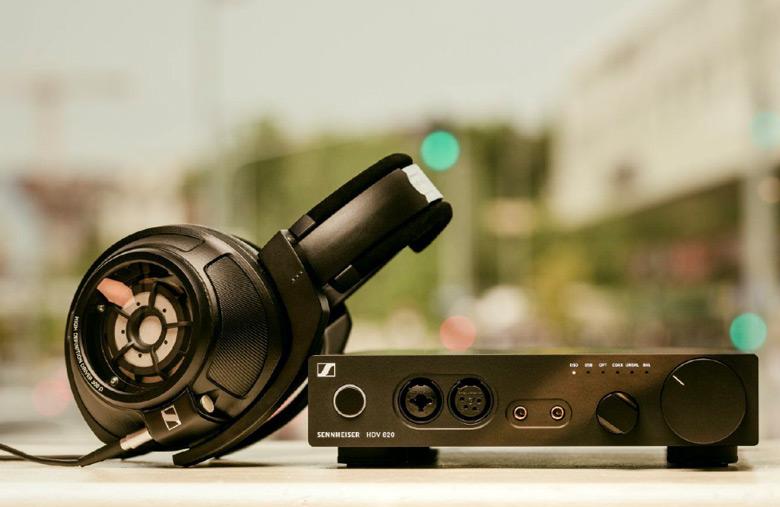 В продаже наушники Sennheiser HD 820 появятся в начале лета