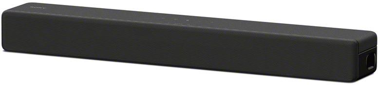 Саундбар Sony HT-S200F окрашен в черный цвет