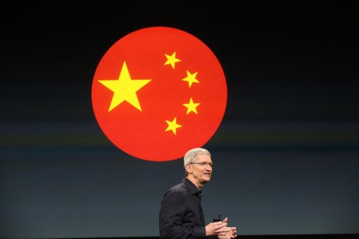 Перенос учётных записей iCloud в Китае зависит от настроек устройства, а не самой учётной записи