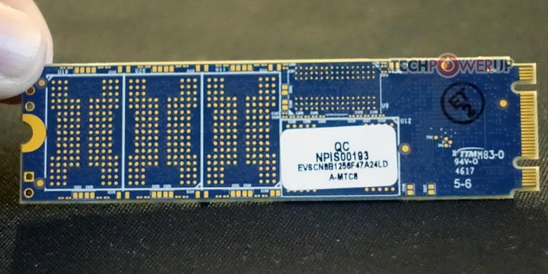 Продажи твердотельных накопителей Crucial MX500 в исполнении M.2 должны начаться в текущем квартале