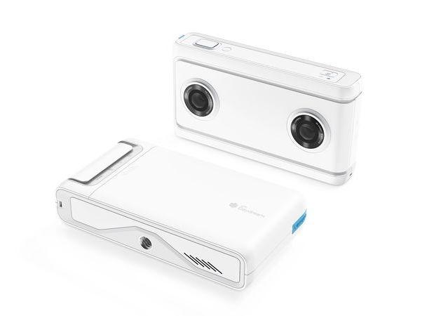 Представлена камера Lenovo Mirage с углом обзора 180°