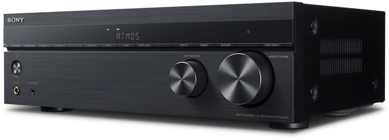 Одновременно представлен ресивер Sony STR-DH790