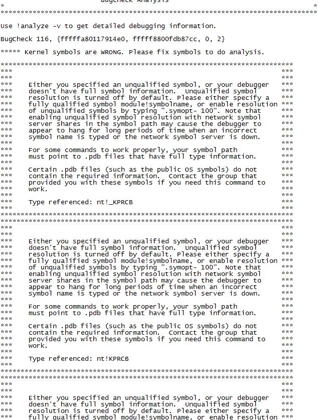 Упрощение анализа дампов памяти windows или Очередной твик контекстного меню - 2