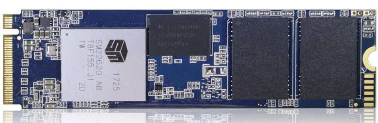 Твердотельный накопитель Edge Memory NextGen поддерживает NVMe 1.3