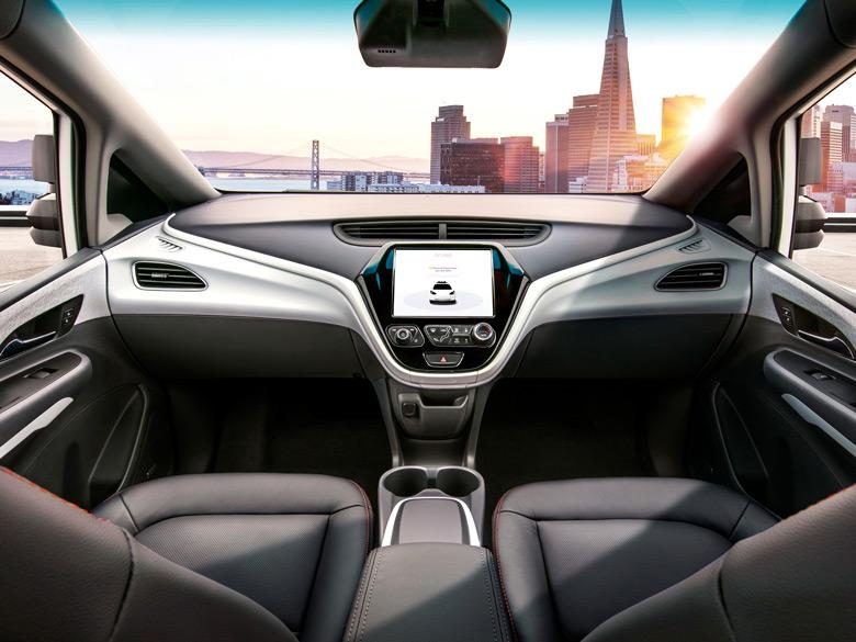 Робомобиль на базе Chevrolet Bolt должен быть выпущен в 2019 году