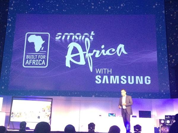 Samsung усиленно возьмётся за рынки Африки