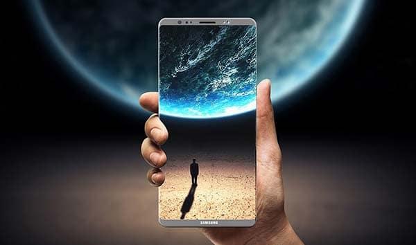 Корпус смартфона Samsung Galaxy S10 будет изготовлен из алюминиево-магниевого сплава