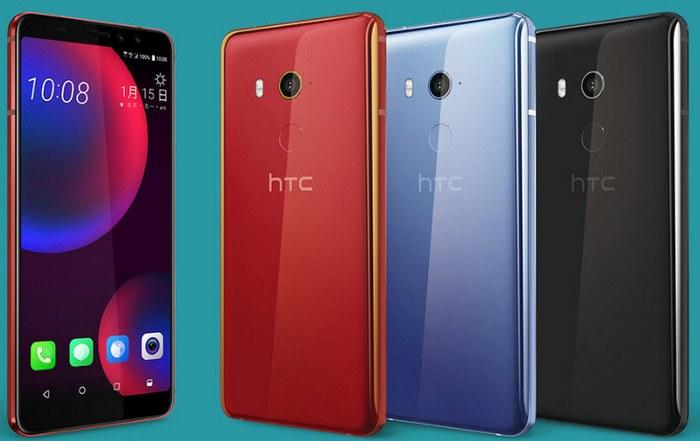 Представлен смартфон HTC U11 EYEs