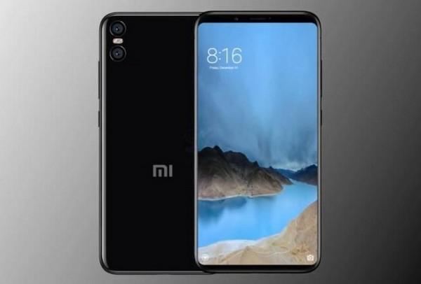 Смартфон Xiaomi Mi 7 будет представлен на MWC 2018 одновременно с Samsung Galaxy S9