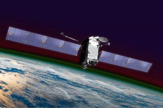 Впервые космическая миссия NASA  будет жить на коммерческом спутнике