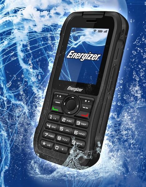 Смартфон Energizer Hardcase H240 не боится воды, пыли, падений и выделяется автономностью
